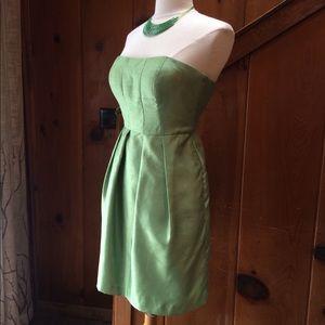 Jenny Yoo Collection Strapless Dress